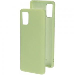 Mobiparts Silicone Cover Samsung Galaxy A51 Pistache Green