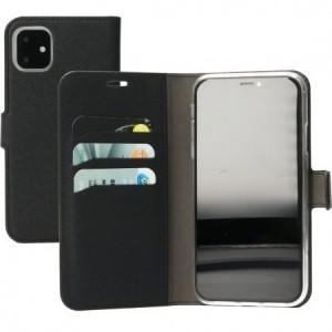 "Mobiparts Saffiano Wallet Case Apple iPhone 6.1"" (2019) Black"
