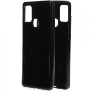 Mobiparts Classic TPU Case Samsung Galaxy A21s (2020) Black