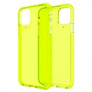 GEAR4 Crystal Palace iPhone 11 Pro Neon Geel