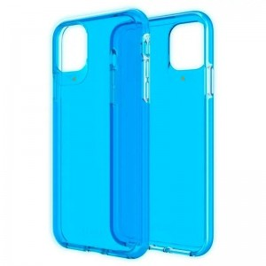 GEAR4 Crystal Palace iPhone 11 Neon Blauw