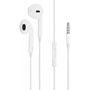 MNHF2ZM/A Apple EarPods with Remote and Mic. White
