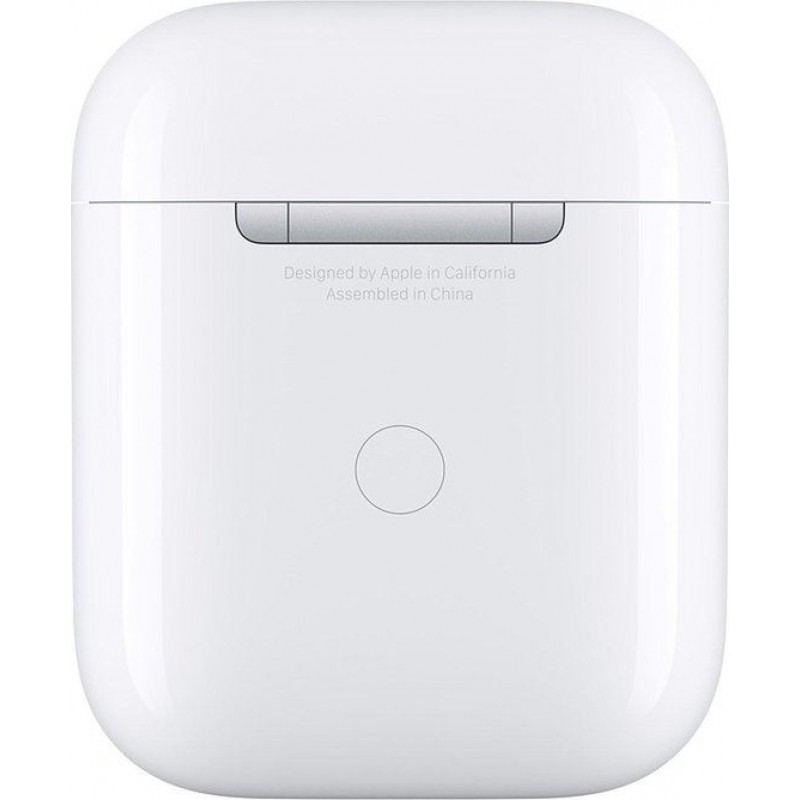 Apple AirPods 2 Wireless Stereo Headset + Wireless Charging Case White