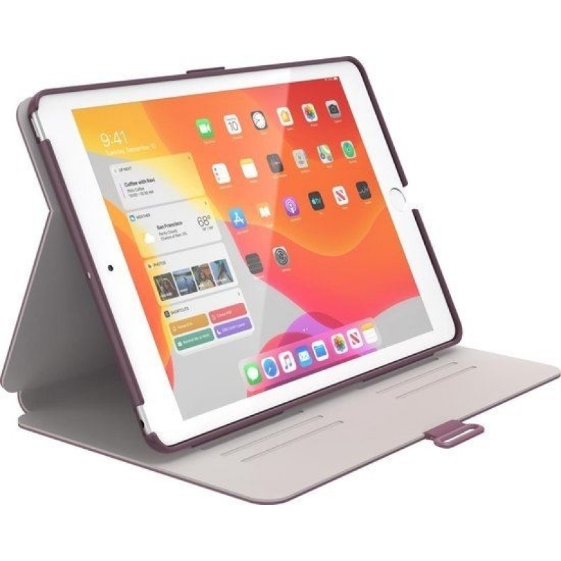 Speck Balance Folio Case Apple iPad 10.2 (2019) Plumberry Purple