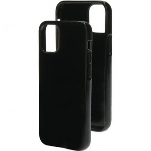 Mobiparts Classic TPU Case Apple iPhone 12/12 Pro Black